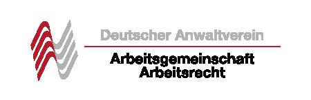 Logo Deutscher Anwaltverein | Arbeitsgemeinschaft Arbeitsrecht